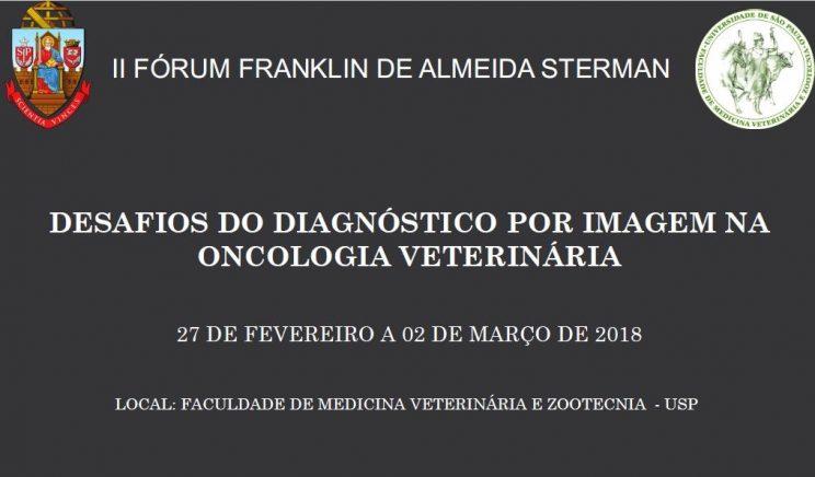 II FÓRUM FRANKLIN DE ALMEIDA STERMAN